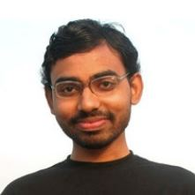 A photo of Arnab Ghosh