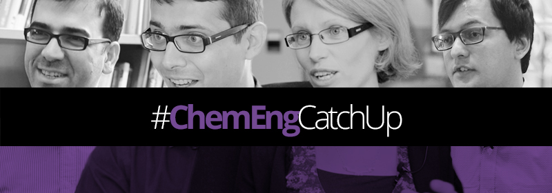 #ChemEngCatchUp generic cover