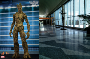 Groot at GTC
