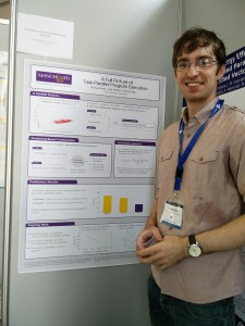 Poster from Richard Neill, The University of Manchester