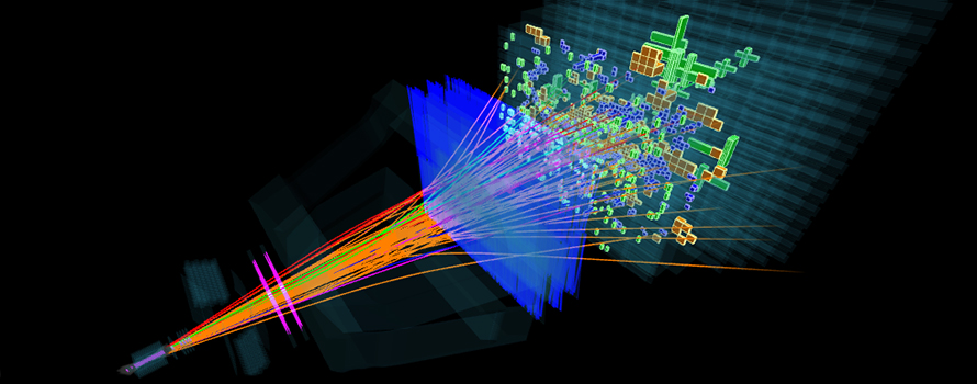 Proton-proton collision events measured at the Large Hadron Collider beauty experiment (LHCb)