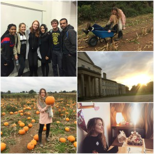 Hannah Fry talk, pumpkin picking, Heaton Park, 21st birthday