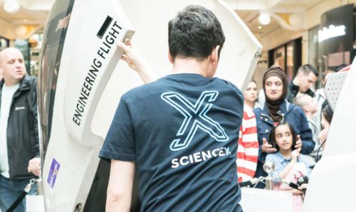 ScienceX Trafford Centre, University of Manchester