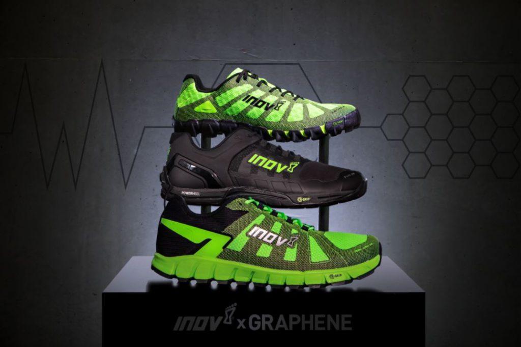 graphene trail running shoes