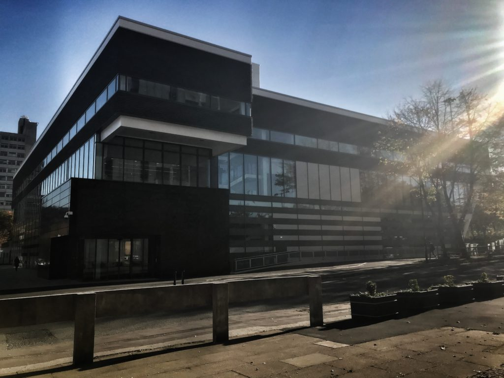 The Graphene Engineering and Innovation Centre