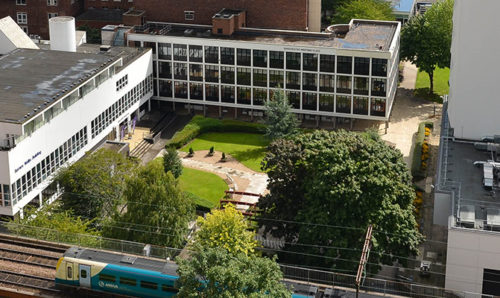 The University of Manchester's North Campus