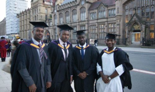 Graduation Group Oxford Road