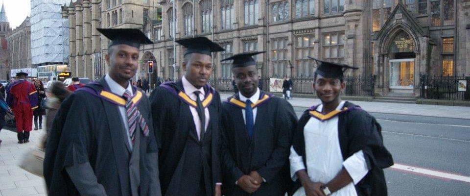 Graduation Group Oxford Road