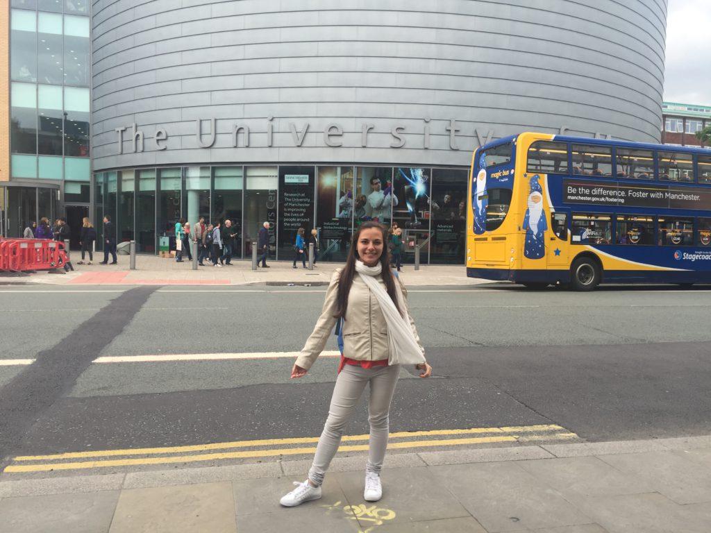 Manchester University Place