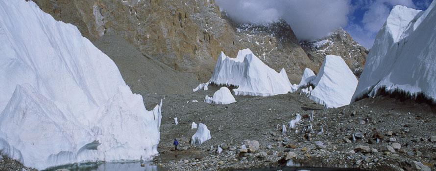 The secret life of ice sails