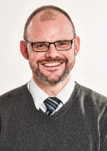 Martin Simmons - lecturer in engineering in MACE