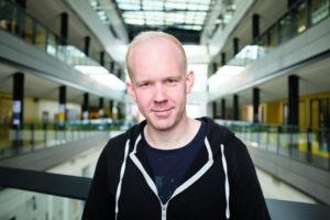 Professor Tuomas Sahlsten, maths, manchester