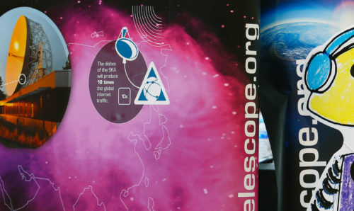 Science X outreach banner
