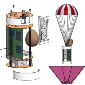 CanSat design