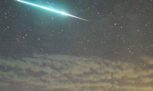 fireball, meteorite