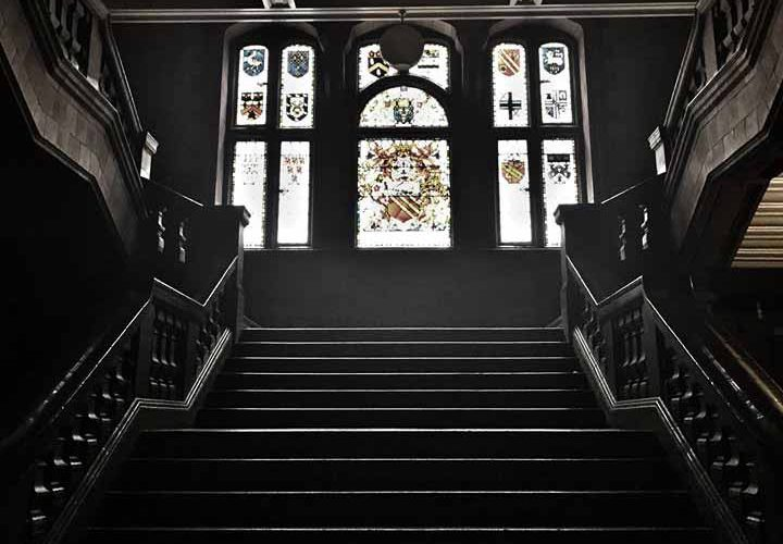 Sackville Street Building stairs
