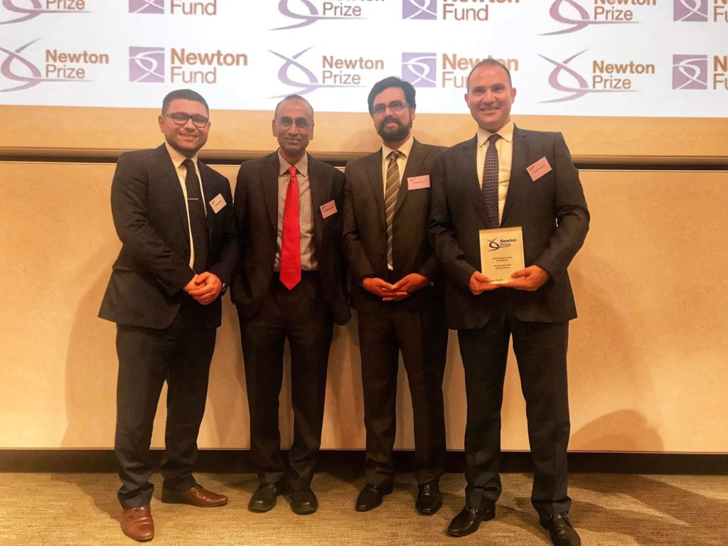 newton fund awards winners
