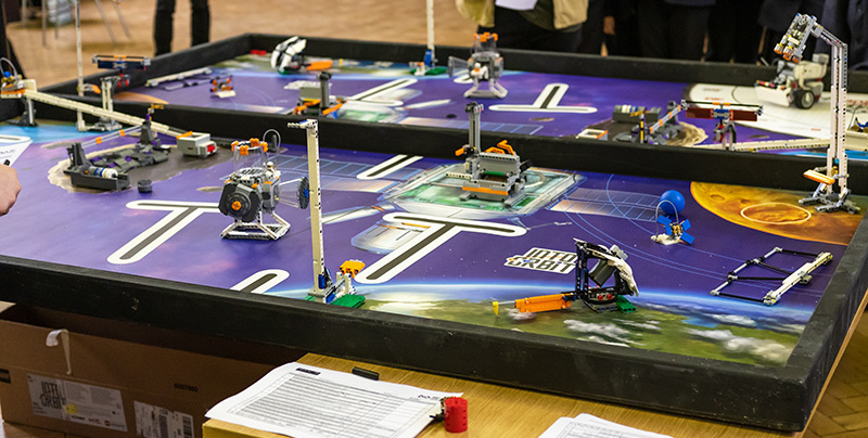 First-Lego-League-Manchester4 - Science and Engineering