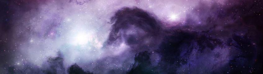 Pulsars universe sky