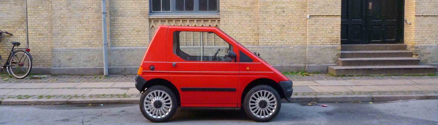 Kewet electric car