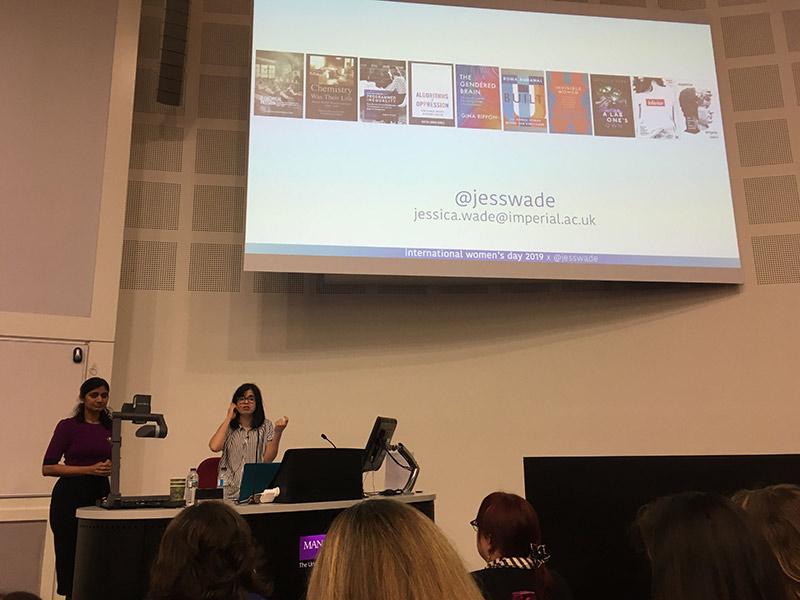 Dr Jess Wade