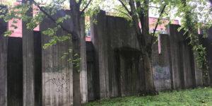 Holloway Wall