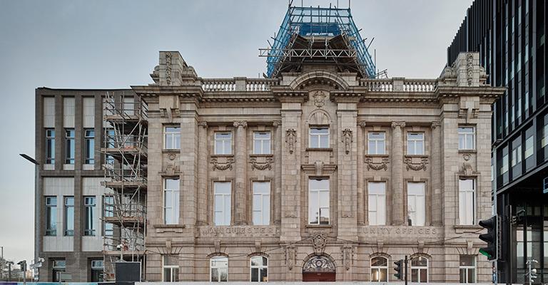 Restoration of Oddfellows Hall