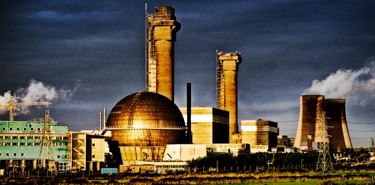 Sellafield Nuclear Facility