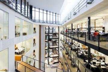 Manchester Institute of Biotechnology interior