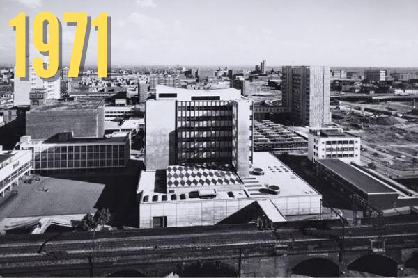 North Campus 1971