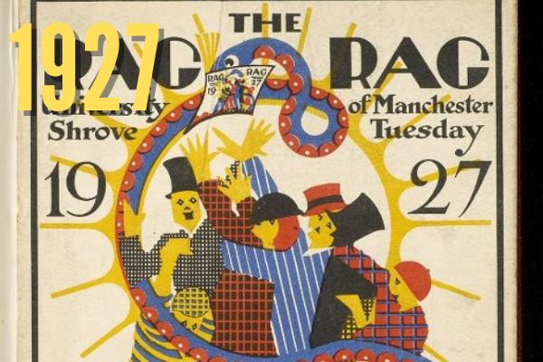 Rag Rag cover 1927