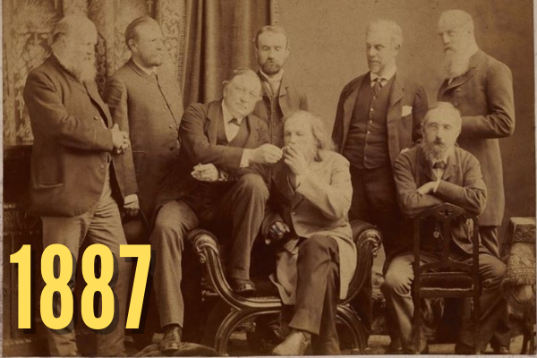British Association for Advancement of Science meeting 1887