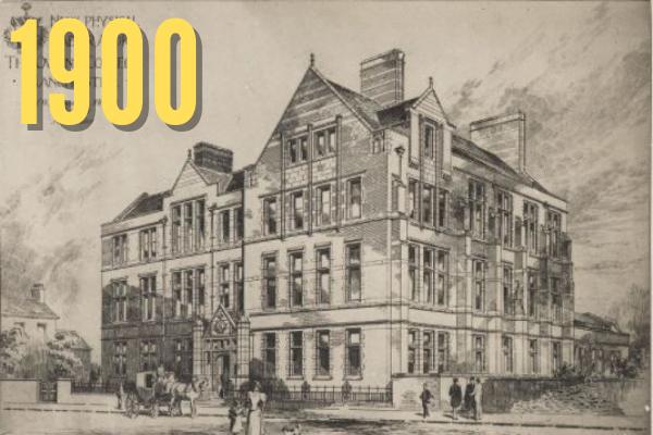 Physical Laboratory 1900
