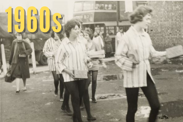 Rag Week collections in the 1960s