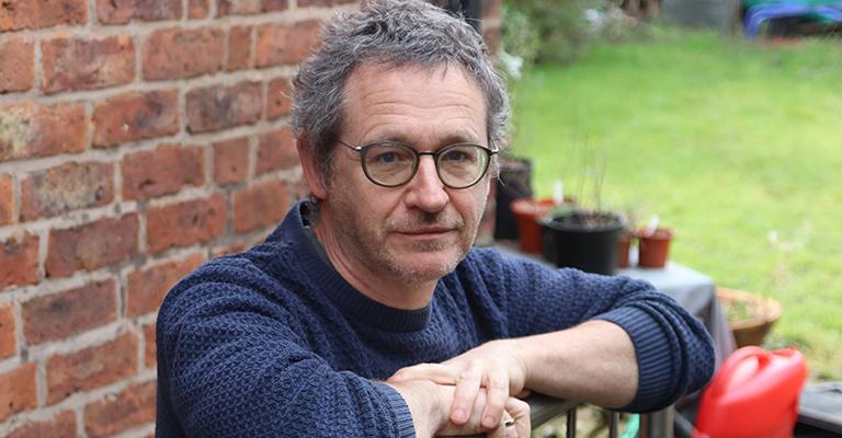 Prof Giles Johnson