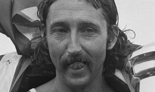 Ron Hill in 1975