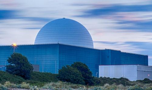 Nuclear energy facility